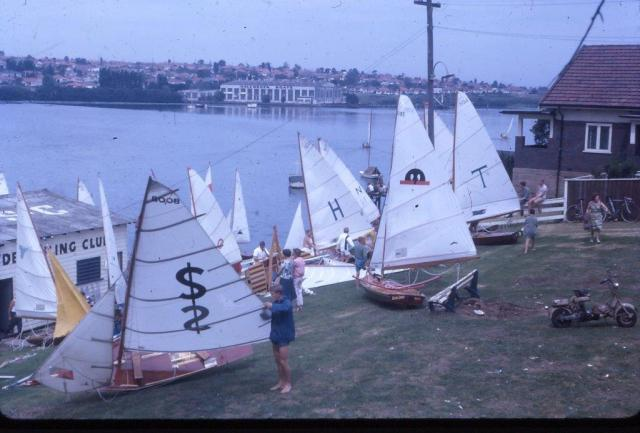 CRSC October 1963 Uhrs Point regatta #1