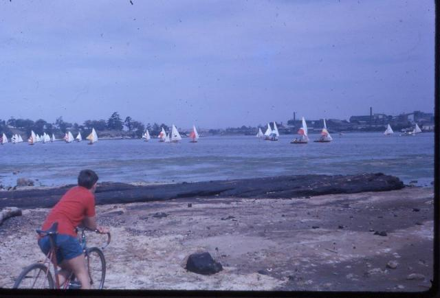 CRSC October 1963 Uhrs Point regatta #2