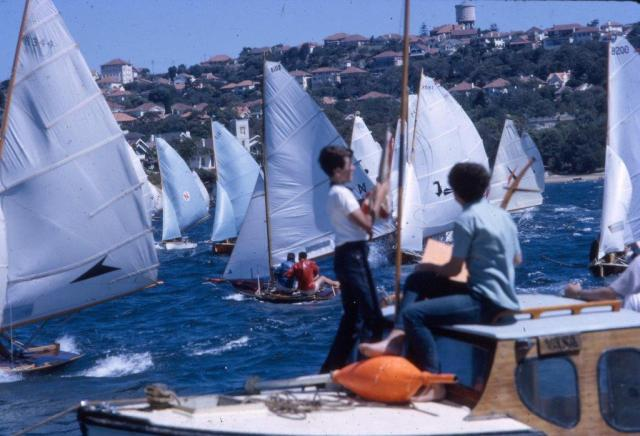 CRSC VJs at Vaucluse January 1963: start