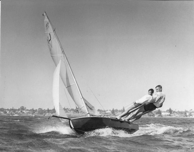 'Impala' Warren Nupier at Perth WA 1966-67